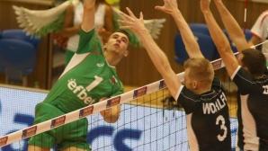 Мартин Атанасов ще се завърне във Фридрихсхафен