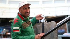 Йордан Лечков: Сам човек само за тоалетна става
