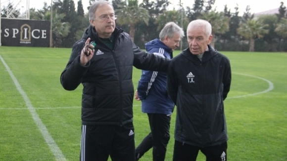Ордабаси представи Дерменджиев, той си постави високи цели