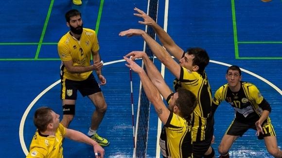 Миньор поизмъчи Хебър, но тимът от Пазарджик е на полуфинал за Купата на България (видео + галерия)