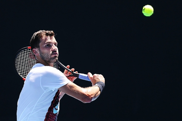Григор започва в понеделник на Australian Open