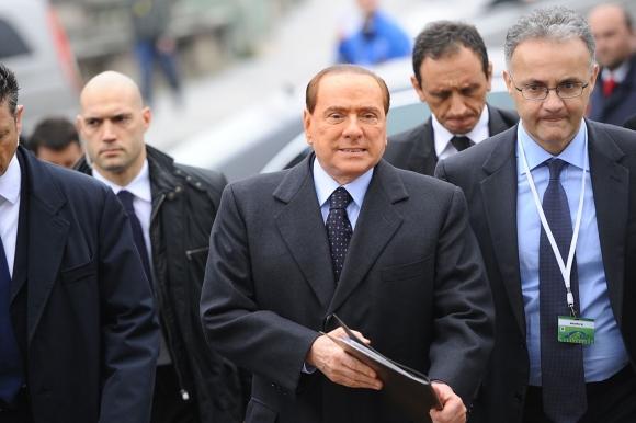 Новината за Берлускони била фалшива