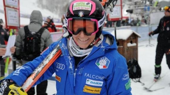 Елена Фанкини прекратява участието си в стартовете за СК