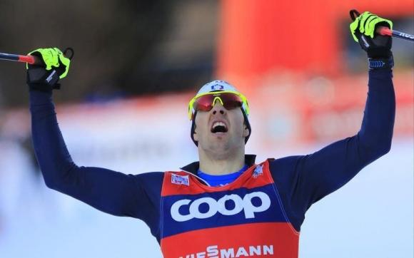 Федерико Пелегрино и Хана Фалк спечелиха спринтовете от СК по ски-бягане