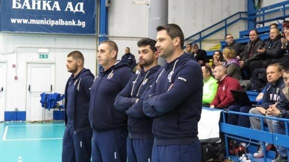 Атанас Петров: Хебър е сред трите най-добри отбора в България