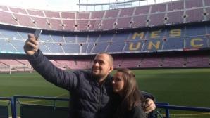 Viber подари приказка в Барселона