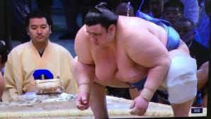 Аоияма започна със загуба Новогодишния турнир по сумо