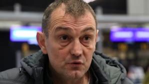 Загорчич: Имаме нужда от централен защитник
