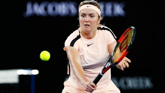 Свитолина за първи път е на 1/4-финал в Мелбърн
