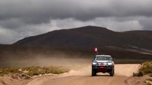 Деветият етап на рали Дакар бе отменен
