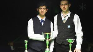 Виктор Илиев с втора титла от ранкинг турнир