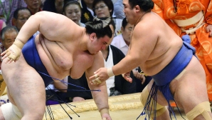 Аоияма с втора загуба на Новогодишния турнир по сумо