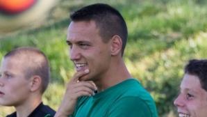 Треньор в Берое отива на специализация в грандовете на Висшата лига