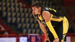 Деян Иванов отбеляза 10 точки при загуба на Пистоя