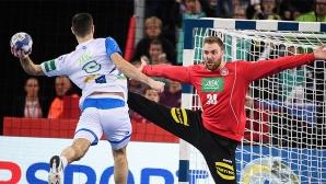 Германия се спаси от поражение срещу Словения