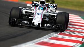 Уилямс обявиха пилотите си за сезон 2018 във Формула 1 (Видео)