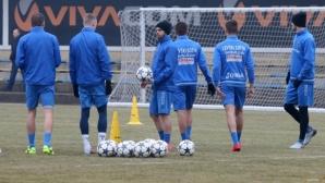 Треньор на Левски никога няма да забрави хореографията на феновете срещу ЦСКА-София (видео)