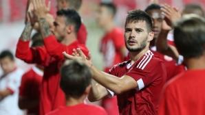Халф на ЦСКА-София: Ще се стремя да си изкарвам по-малко картони (видео)