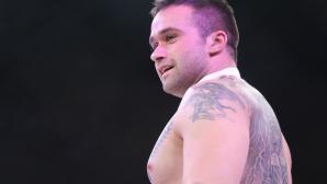 Атанас Запрянов дойде от цирка, за да победи с нокаут в ММА (снимки + видео)