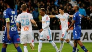 Марсилия пропусна дузпа, но отново победи (видео)
