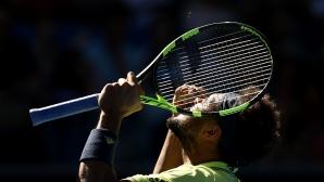 Цонга се измъкна след пет сета срещу новата надежда на тениса