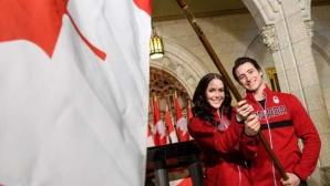 Шампиони по фигурно пързаляне ще носят канадския флаг в ПьонгЧанг