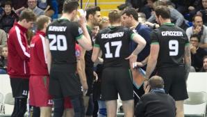 Пламен Константинов и Локо (Новосибирск) с 3 от 3 в Шампионската лига (видео + снимки)