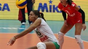 България започва в Златната европейска лига с три поредни домакинства
