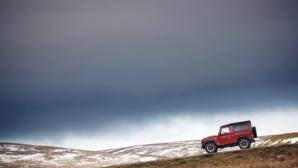 Defender Works V8 с 405 кс за 70-годишнината на Land Rover (видео)