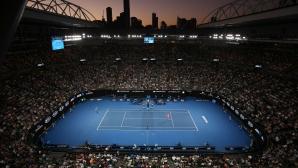 Резултати от втория кръг на Australian Open