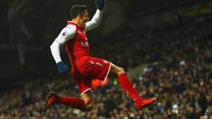 Sky Sports: Юнайтед и Алексис си стиснаха ръцете, скоро обявяват сделката