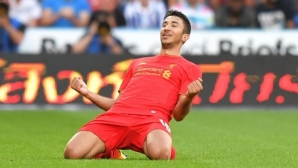 Ливърпул преотстъпи полузащитник на Кардиф