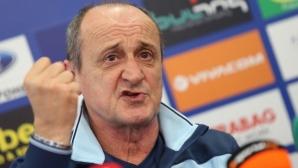 Делио Роси каза защо Левски бе разбит в Малта и заяви: В следващия мач може да е още по-зле