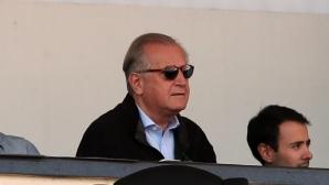 Спас Русев отива при Левски в Малта