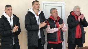 ЦСКА-София награди топ спортистите на Сандански