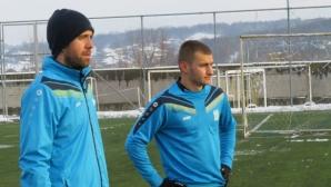 Миро Антонов с голям оток на коляното, пращат го на резонанс