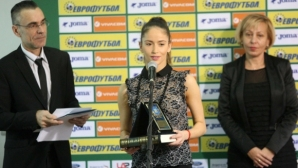 Тайбе Юсеин, Невяна Владинова и Катрин Тасева са номер 1 на СК Левски