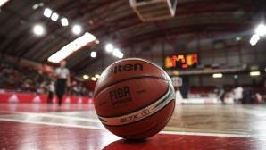 Официална церемония по награждаване на най-добрите баскетболисти