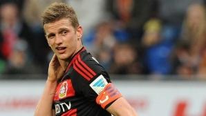 Капитанът на Байер Левекузен продължи договора си с клуба