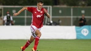Чорбаджийски: Мечтая за две титли и европейски футбол през лятото (видео)