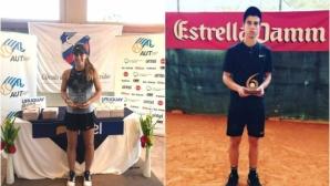 Топалова и Андреев научиха съперниците си на Australian Open
