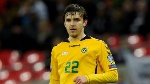 Футболист №1 на Литва подписва с Динамо (Москва)
