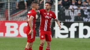 Халф на ЦСКА-София се контузи на нивата в Сандански