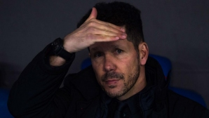Симеоне: Играхме добре, смених Диего Коща заради контузия