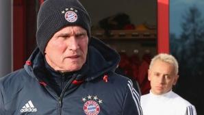 Хайнкес за сблъсъка между Хамес и Руди: Нищо страшно не е станало