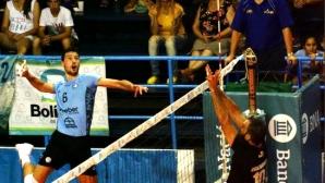 Страхотен Розалин Пенчев с 18 точки, победа и MVP за 5-и път (видео + снимки)