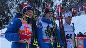 Алексей Полторанин спечели на 15 км класически стил в Планица