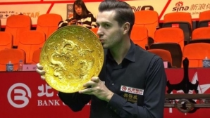 China Open става вторият най-скъп турнир по снукър