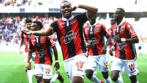 Майсторски гол носи успех на Ница в дербито