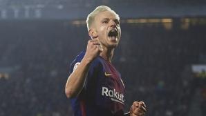 Барса бележи гол след гол в Севиля и вече отброява мачовете до титлата (видео + галерия)